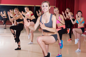 Zumba Classes Worksop
