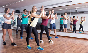 Zumba in Northampton